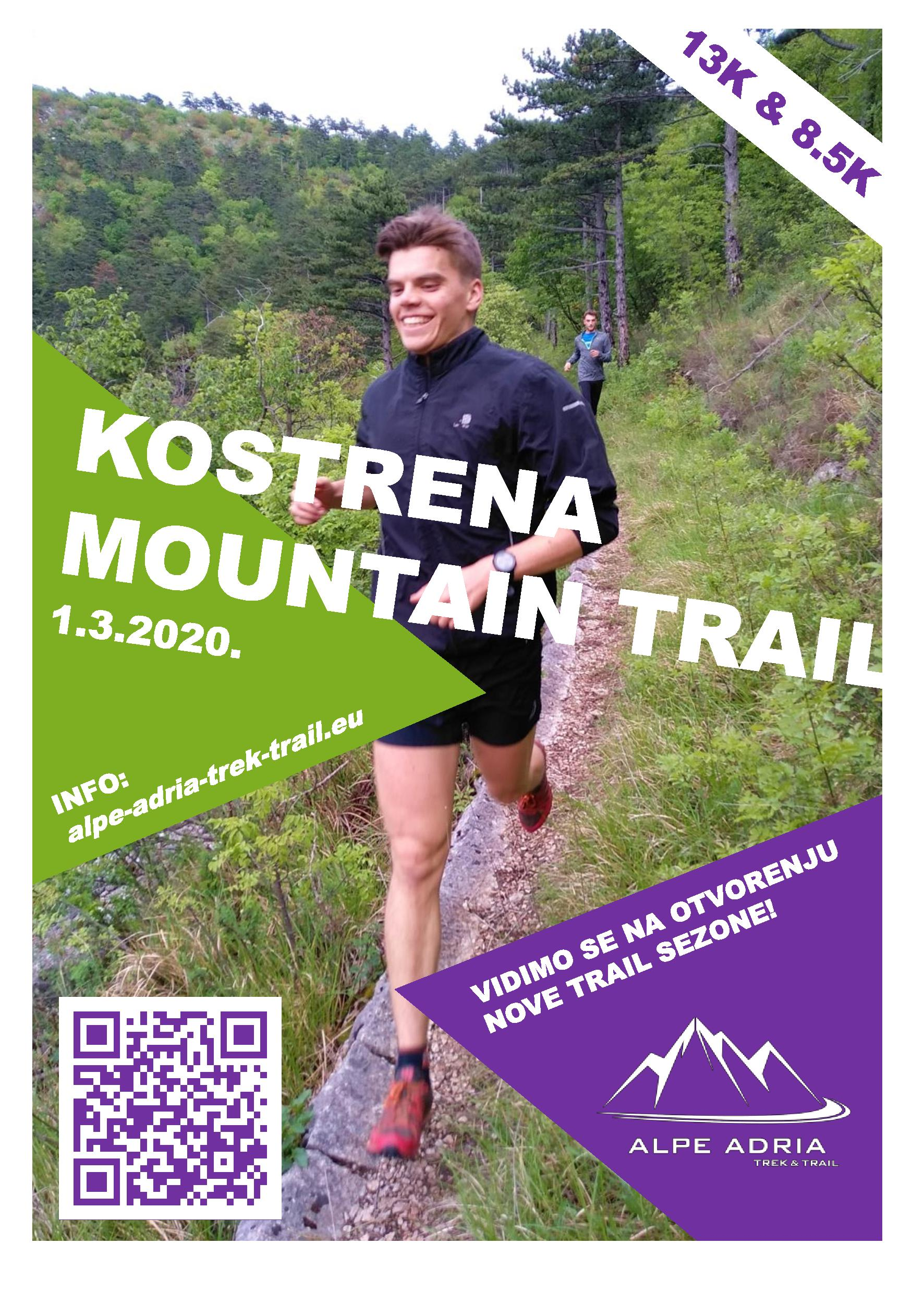 1. Kostrena Mountain Trail